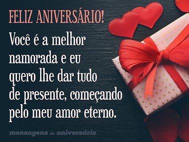 Frases De Feliz Aniversário Amor Mensagens De Aniversário