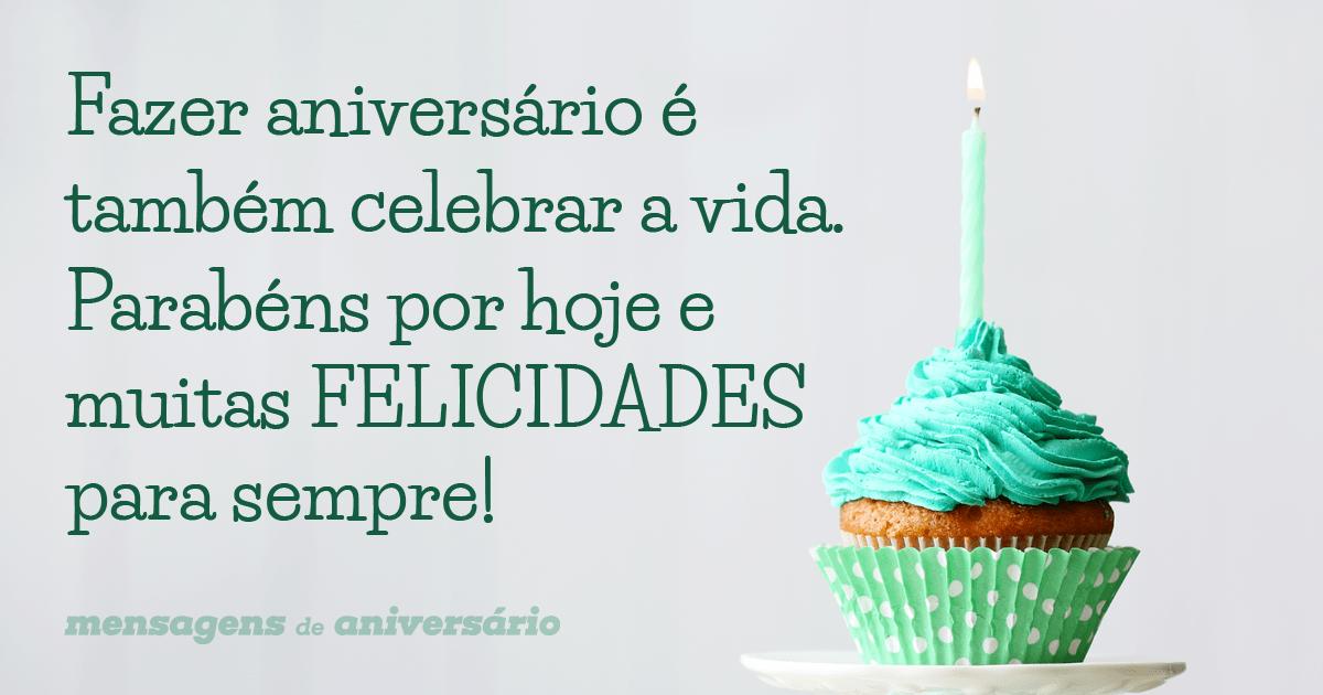 Celebre Sempre A Vida Irmã: Fazer Aniversário é Celebrar A Vida