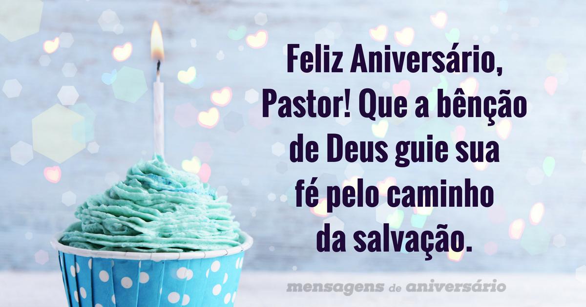 Mensagem Aniversario De Pastor: O Caminho Da Salvação