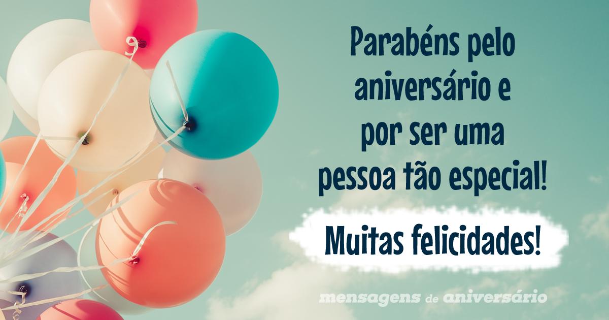 Parabéns A Você Pessoa Querida: Mensagem De Aniversario Com Nossa Senhora XX98