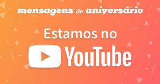 Mensagens de Aniversário no YouTube